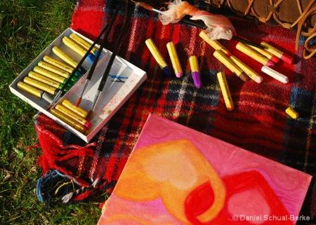 Artist's Blanket