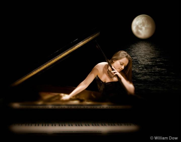 Moonlight Sonata - ID: 5792898 © William Dow