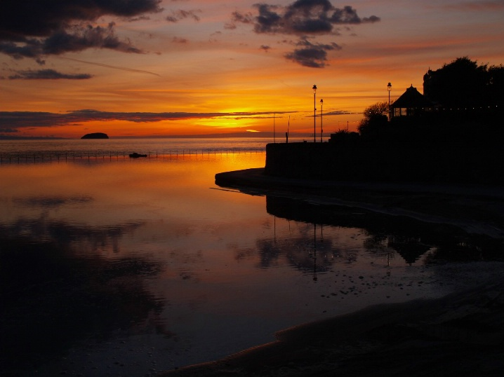Sunset Seafront