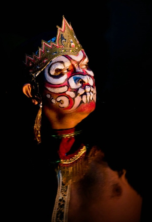 Sudomolo dancer