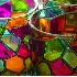 © Mike Keppell PhotoID # 6022044: Multi-coloured