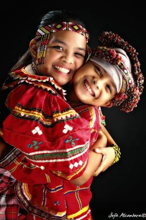 Tribal siblings