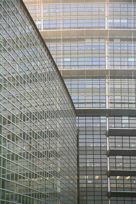 Modern Building - ID: 6061668 © STEVEN B. GRUEBER