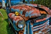 Rusted up GMC