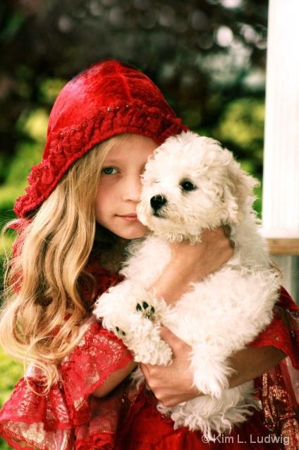 Puppy Love - ID: 6207611 © Kim L. Ludwig