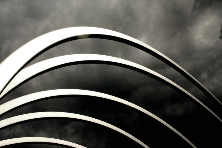Slinky in the Sky