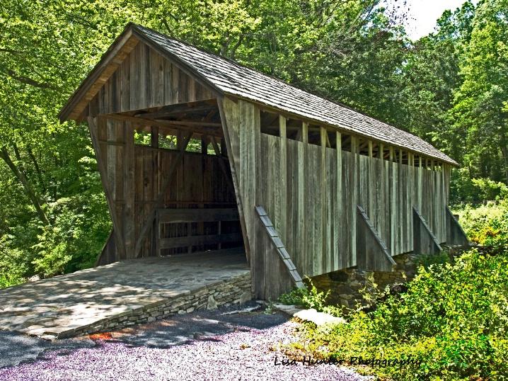 Pisgah Covered Bridge N.C.