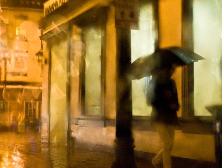 Georgetown Rain - ID: 6230818 © Thomas  A. Statas