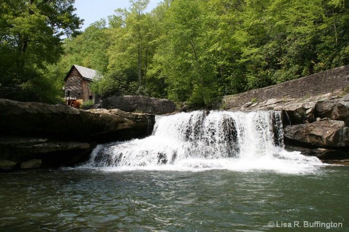 Glade Creek # 4 - ID: 6268630 © Lisa R. Buffington