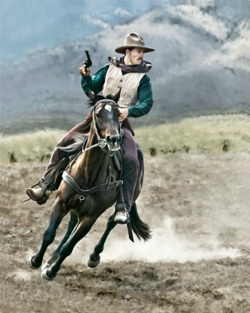 Mounted Shooter