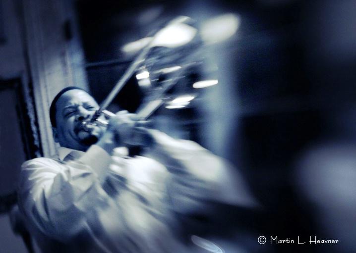 Preservation Hall Blues, New Orleans - ID: 6333626 © Martin L. Heavner