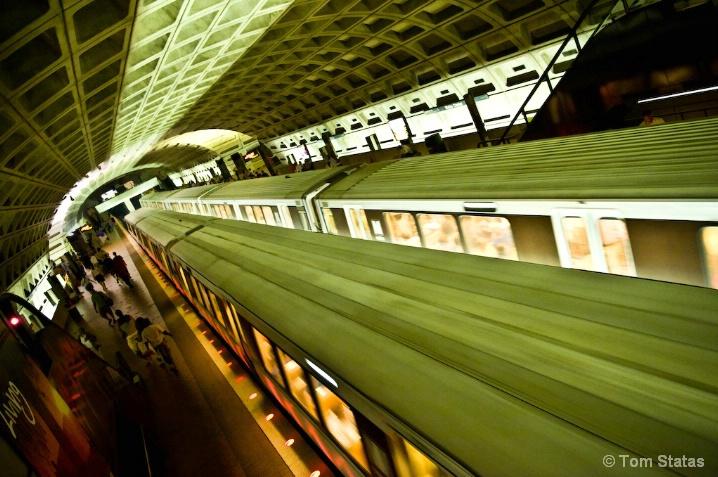 Metro Center, Washington DC - ID: 6375613 © Thomas  A. Statas
