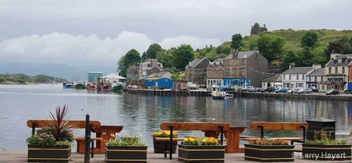 Scotland- Tarbert - ID: 6378607 © Larry Heyert