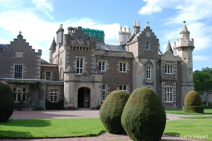 Scotland- Abbottsford- Home of Sir Walter Scott - ID: 6379936 © Larry Heyert