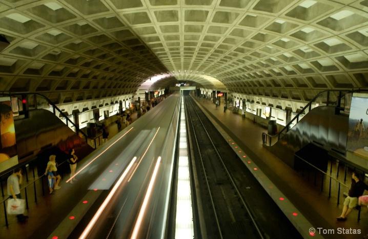 Metro Center, Washinton DC - ID: 6405707 © Thomas  A. Statas