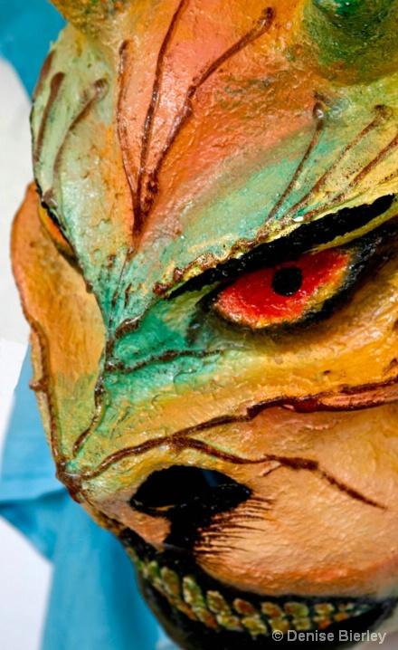 Mask - ID: 6461755 © Denise Bierley