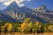 Fall in the Teton...