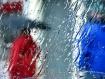 Red, Rain & Blue