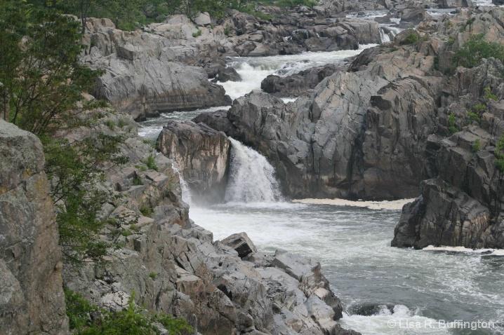 Great Falls - ID: 6517150 © Lisa R. Buffington