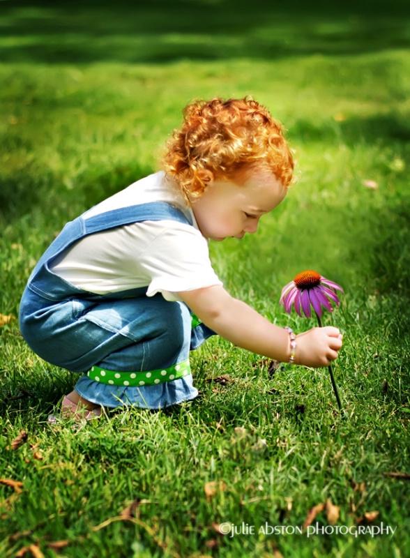 Flower Pickin'