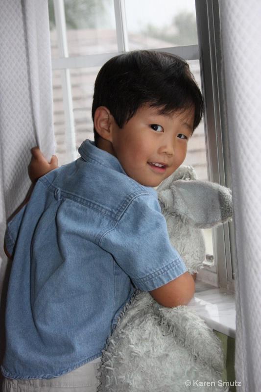 The Window - ID: 6825333 © Karen N. Smutz