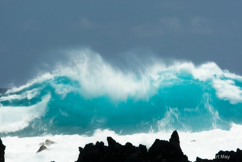 surfs edge 5 - ID: 6825932 © Stuart May