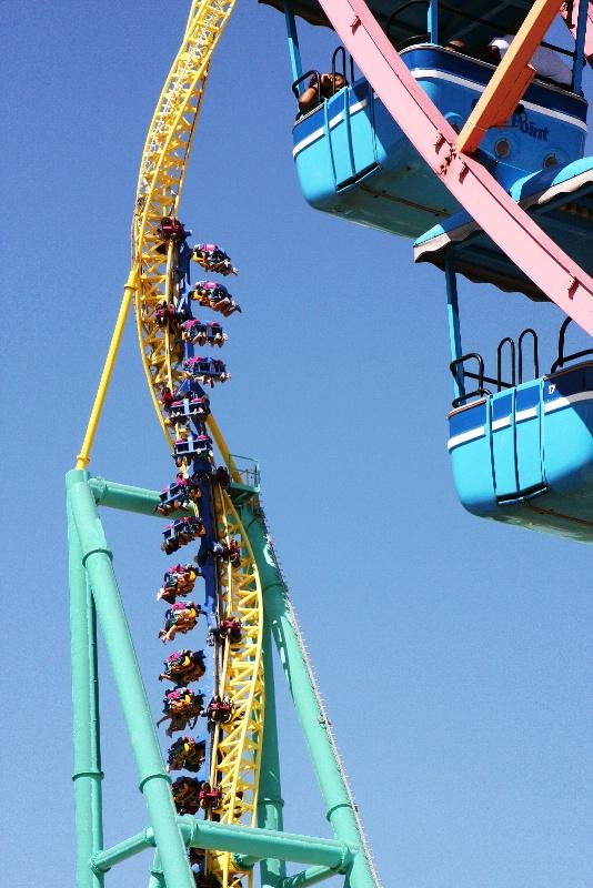 Coaster and Ferris Wheel MEET