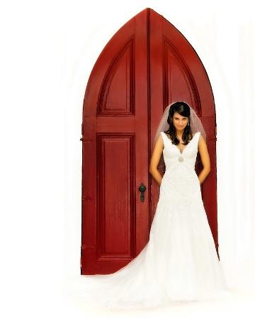 Waiting at Cupid's Door