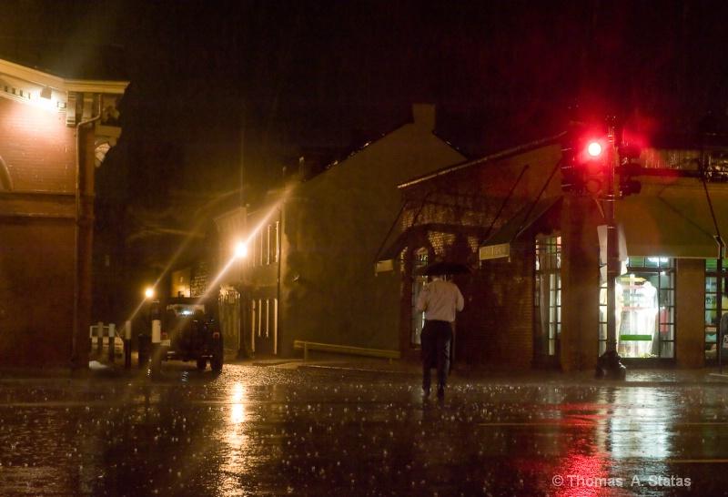 More Georgetown Rain - ID: 6916561 © Thomas  A. Statas