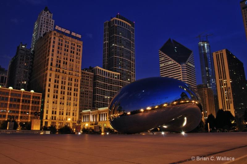 Twilight Chicago