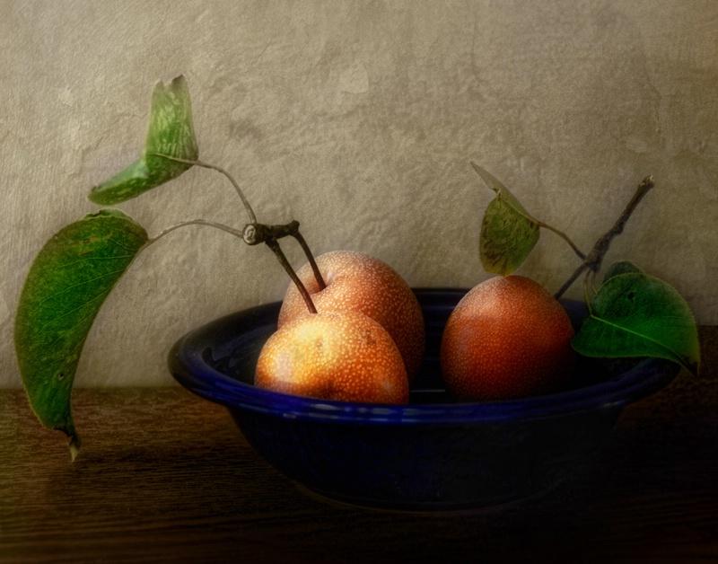 Asian Pears #2