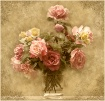 Vintage Rose Art