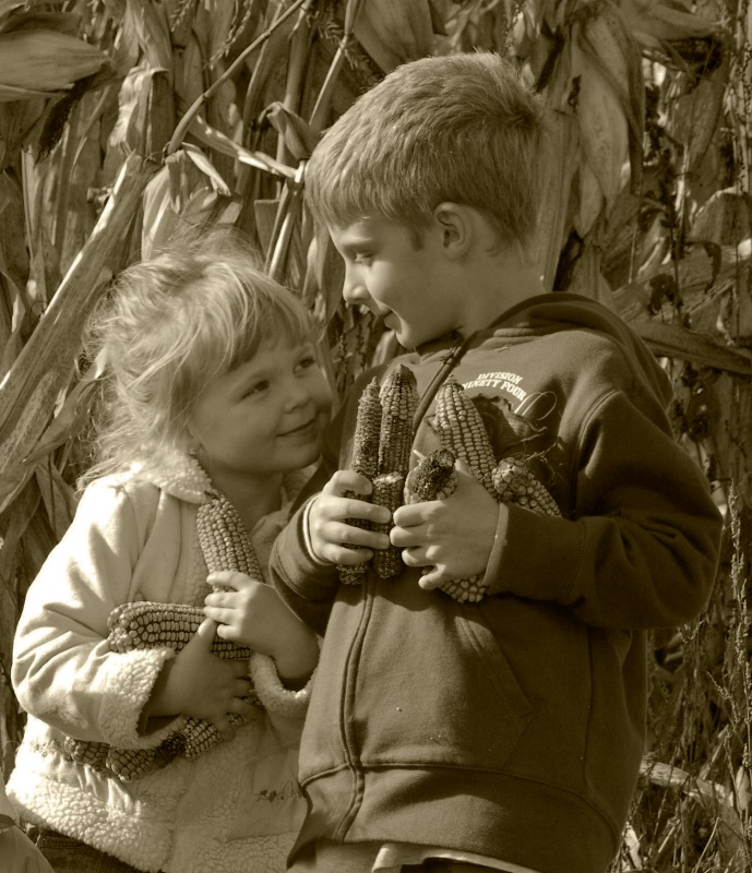 Fall Friendship