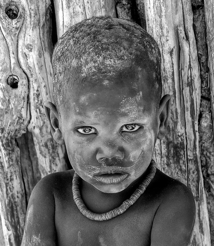 Little Himba Boy 2