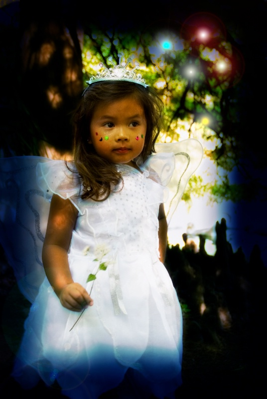 My little Tinker Bell