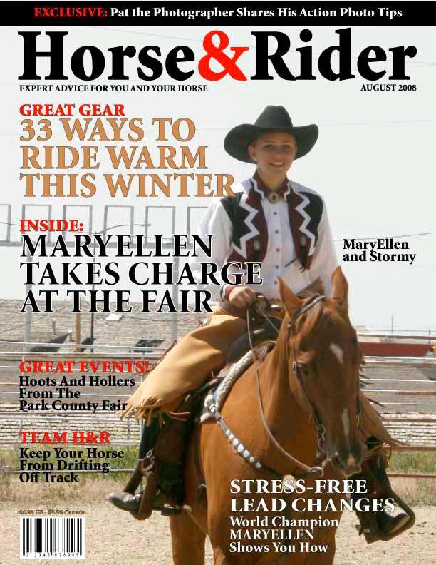 maryellen horse rider sml - ID: 7285260 © Patrick L. McAvoy