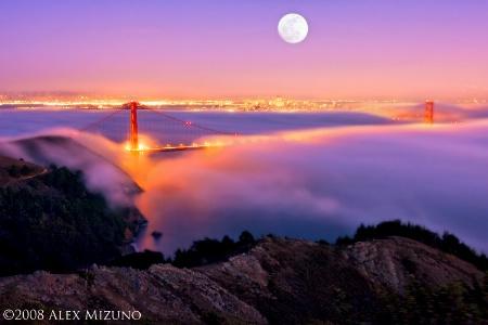 Mystic Golden Gate