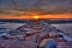 Harbor Jetty Suns...