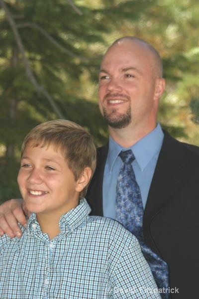 Justin and David - ID: 7402054 © David E. Fitzpatrick