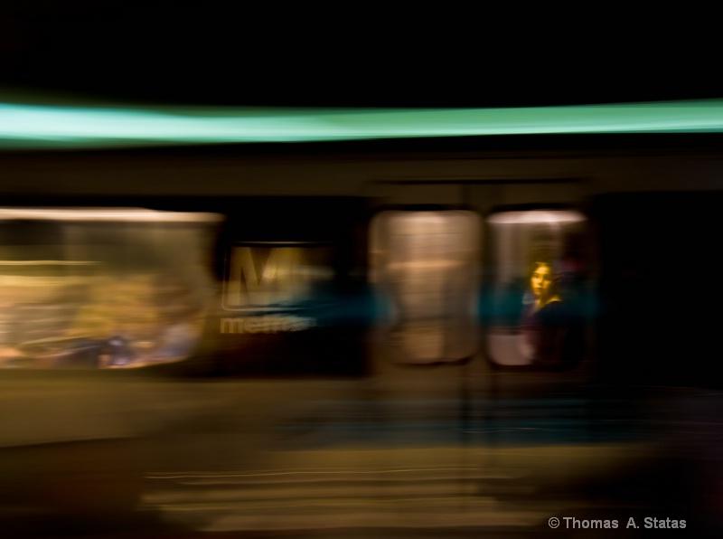 DC Metro - ID: 7407473 © Thomas  A. Statas