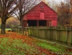 Red Barn in the F...