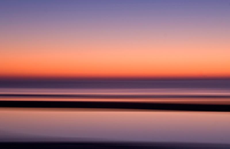 The Atlantic Ocean - Dawn