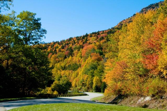 Blue Ridge Parkway, NC
