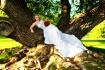 Bride in Tree