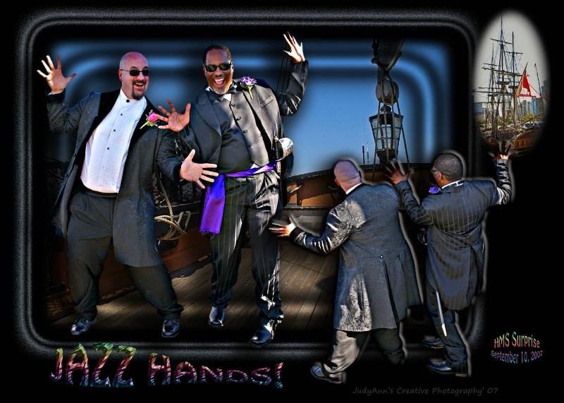 JAZZ Hands!  - ID: 7537425 © JudyAnn Rector