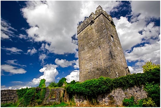 Ballyhannon Castle, Quin Ireland - ID: 7592616 © Glenn Affleck
