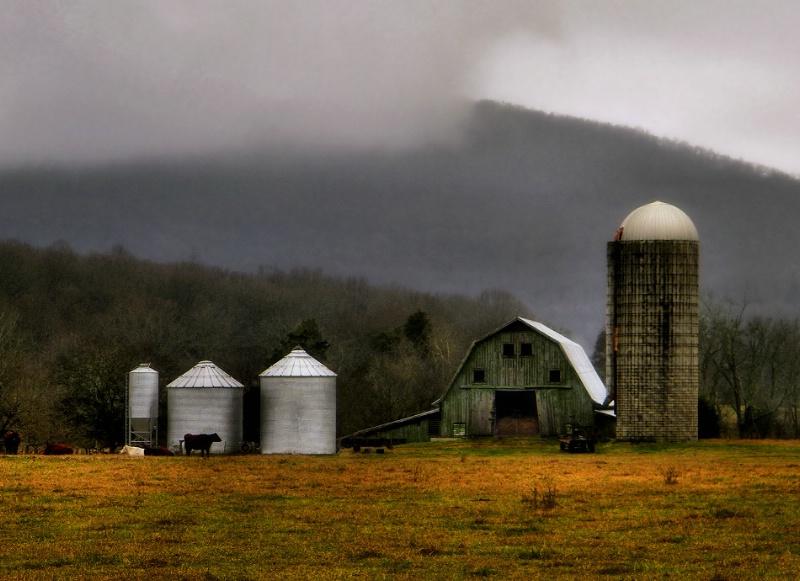 Cowan Barn