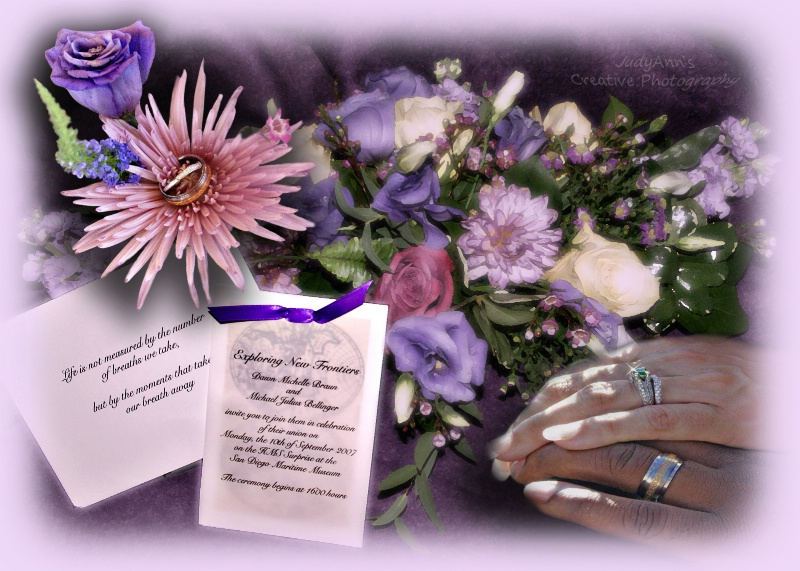 Vows of Togetherness - ID: 7670822 © JudyAnn Rector