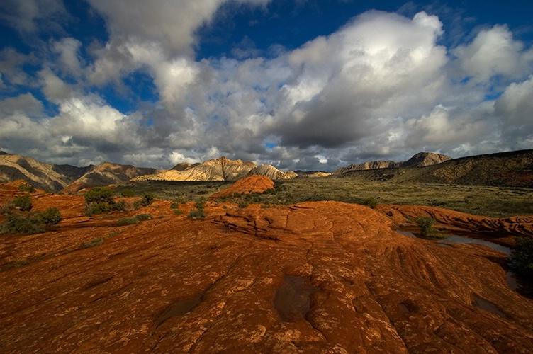 Snow Canyon, UT - ID: 7681833 © William G. Dunlalp