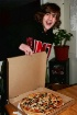 Mm'mm, PIZZA!...